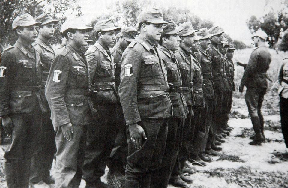 Deutsch - Arabische Infanterie-Bataillon 845