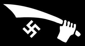 Emblème de la 13ème Division SS de Montagne