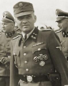SS-Sturmbannführer Rudolf Höß