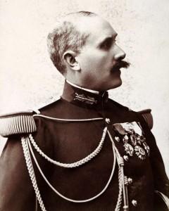 Commandant marquis Armand Mercier du Paty de Clam (1853-1916) - Membre du 3e bureau de l'Etat-major, désigné officier de police judiciaire et chef d'enquête lors de l'instruction contre Alfred Dreyfus d'octobre à décembre 1894.