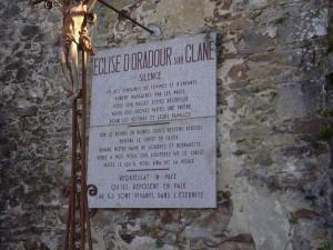 eglise oradour