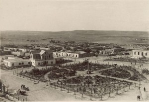 Beersheva en 1917