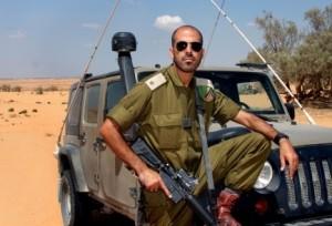 Le Major Ala Wahib, l'officier arabe musulman le plus gradé de Tsahal