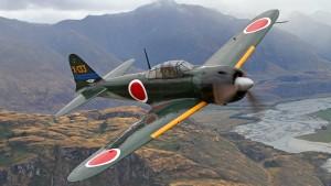 Mitsubishi A6M5 type 0, surnommé