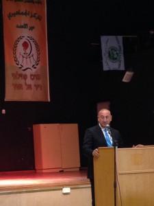 Ahmad Dabbah, Maire de Deir Al-Asad