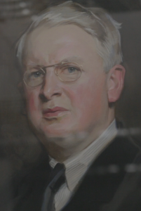 Sir Alan Gardiner 1879-1963 (copyright Thinking Man Media)