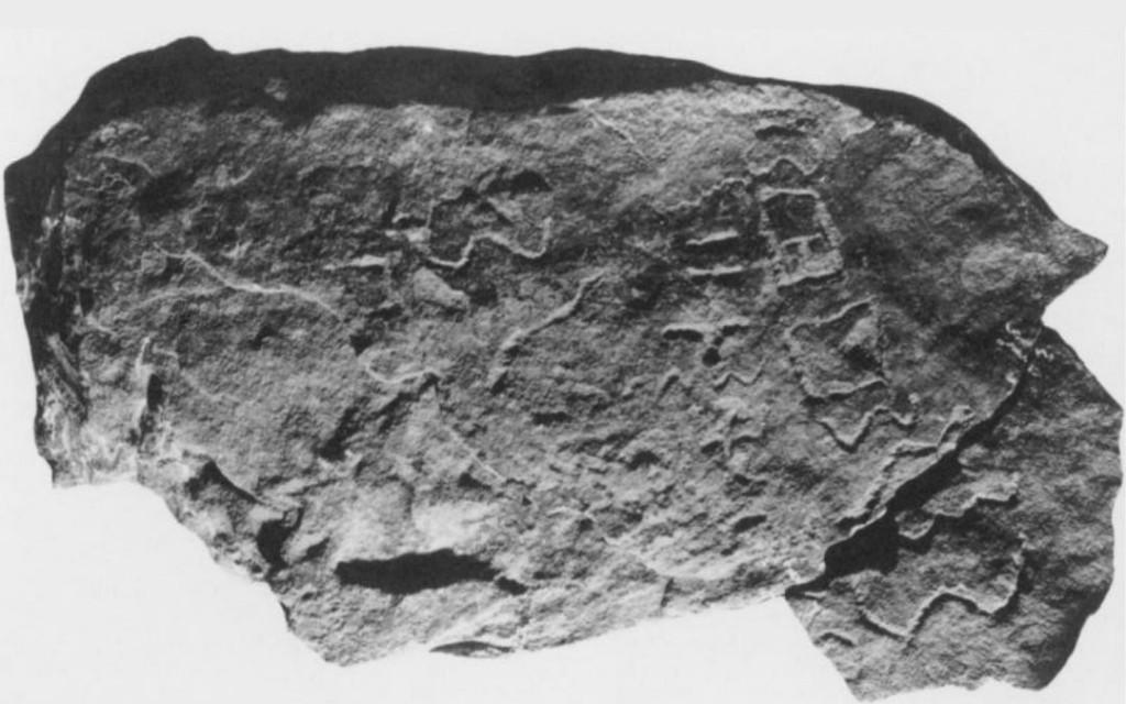 Sinai 316, morceau de stèle en pierre provenant d'Egypte qui contient le nom